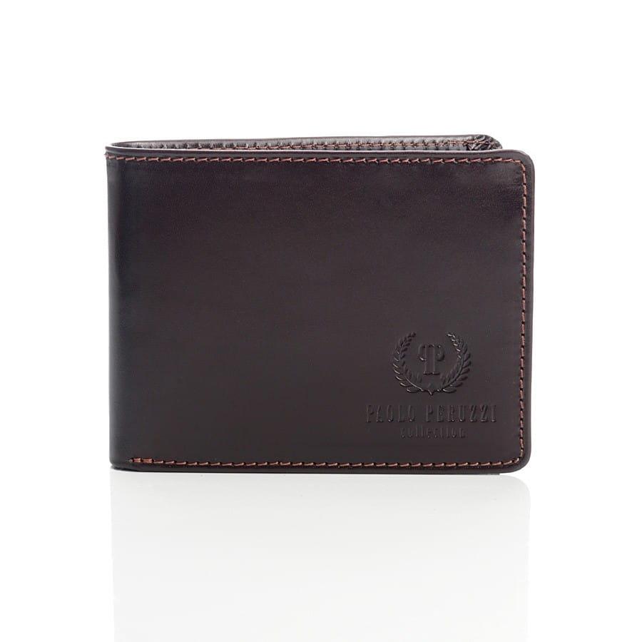 Ekskluzywny portfel męski Paolo Peruzzi 010pp