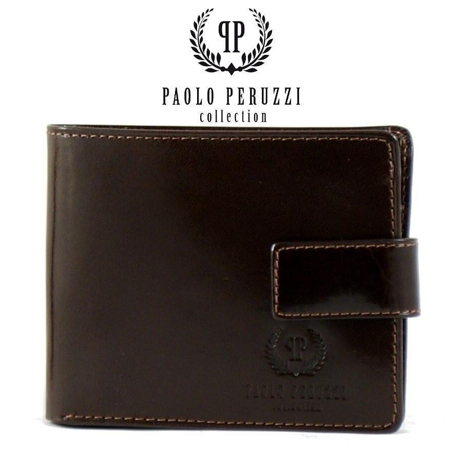 Ekskluzywny portfel męski Paolo Peruzzi PP005