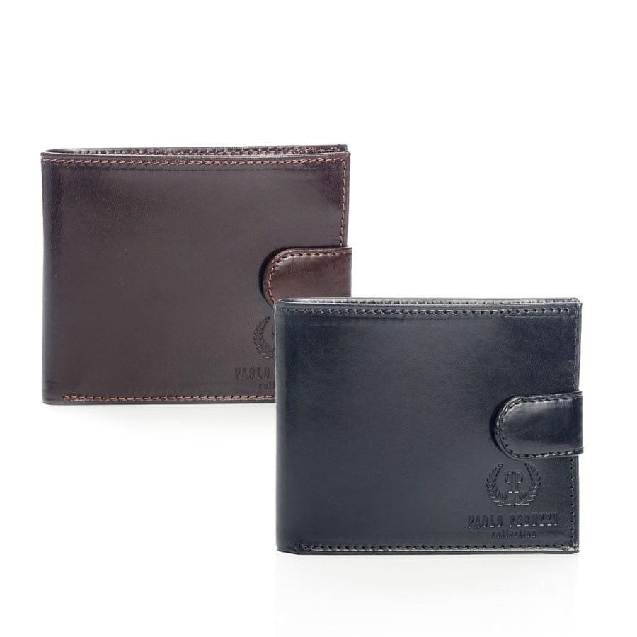 Ekskluzywny portfel męski Paolo Peruzzi 018PP