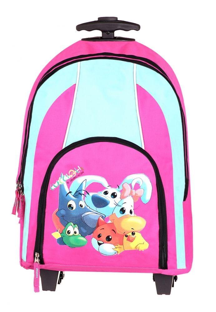 Plecak - Walizka szkolna podróżna dla dziecka Cuccioli
