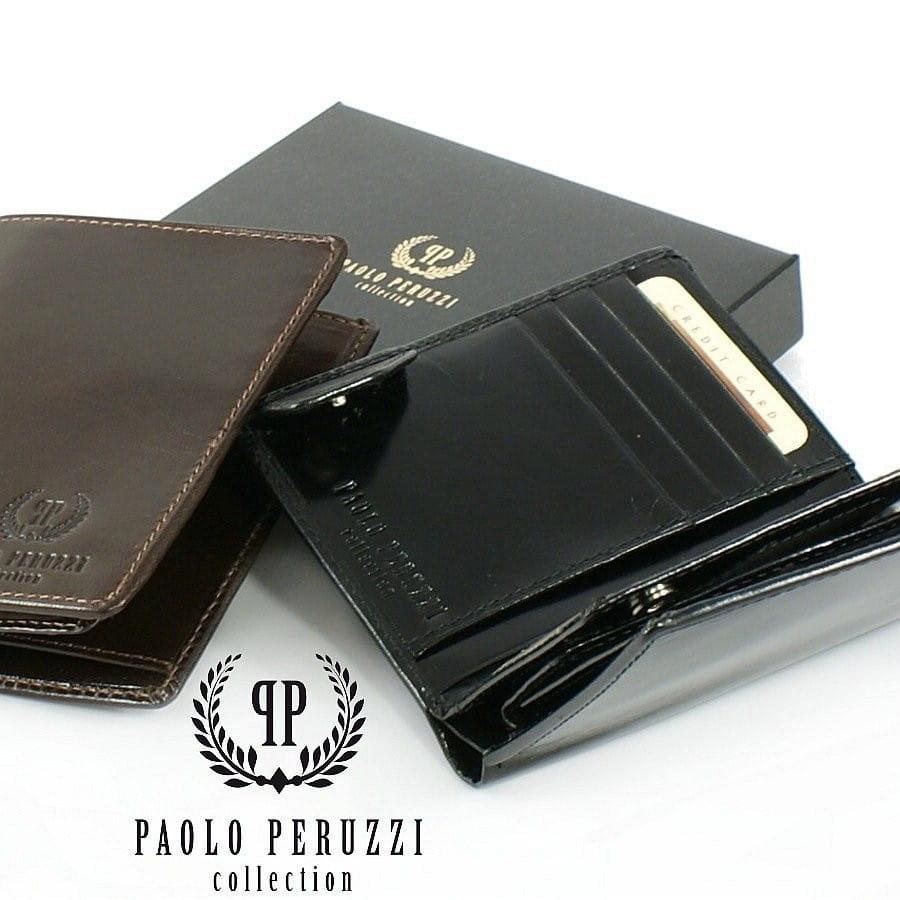Ekskluzywny portfel męski Paolo Peruzzi 008pp